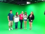 Teen Council Preps for TEEN SUMMIT PSA Filming
