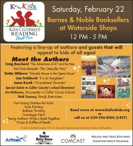 Kids Celebrate Reading Book Fair 2014 Advertisement in the 239.com of the Naples Daily News