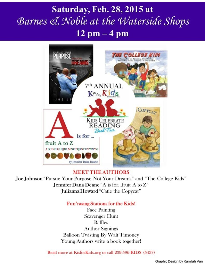 Book Fair 2015 Flyer Revised