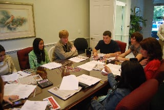 Teen Advisory Team (T.A.T.) Council Meeting