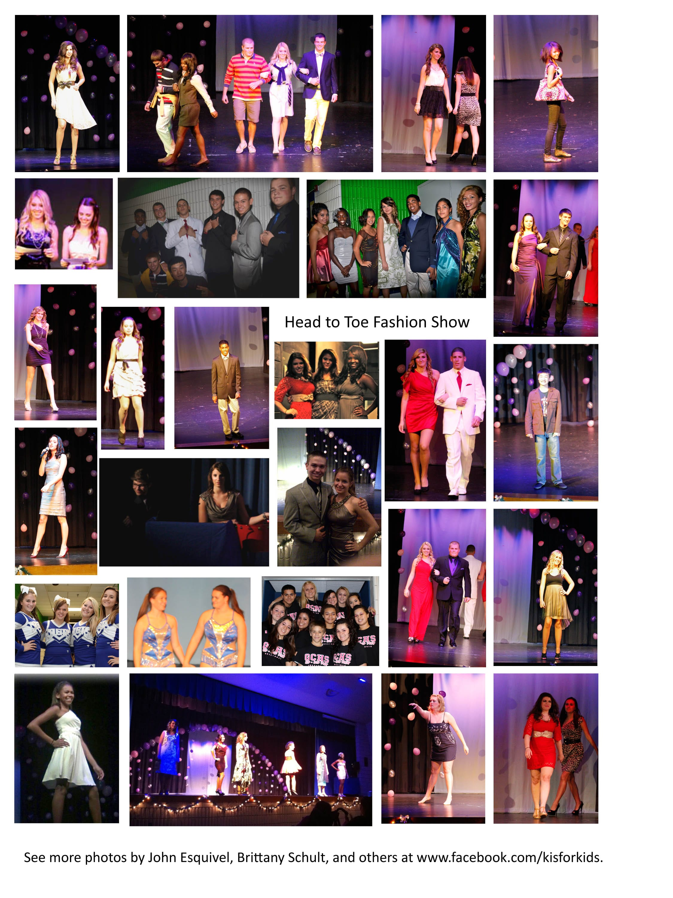 Fashion Shows For Teenagers Fashion Show presented by