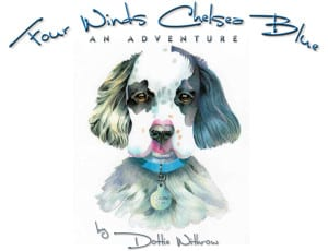 Author Dottie Withrow - Four Winds Chelsea Blue