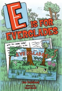 Author_LisaTrebilcock_EisforEverglades_cover-CROP