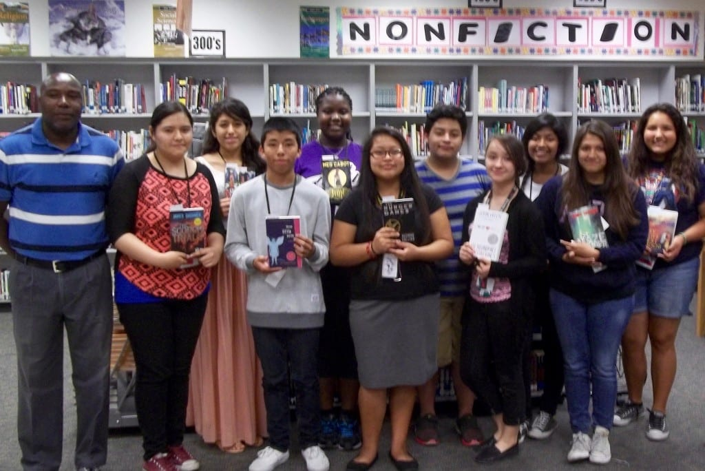 IHS Top Reader Book Awards 2015 - Group - 1