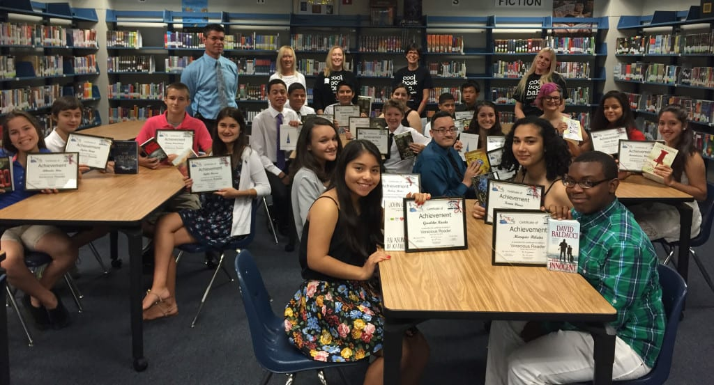 PRMS Book Awards 2015 GROUP