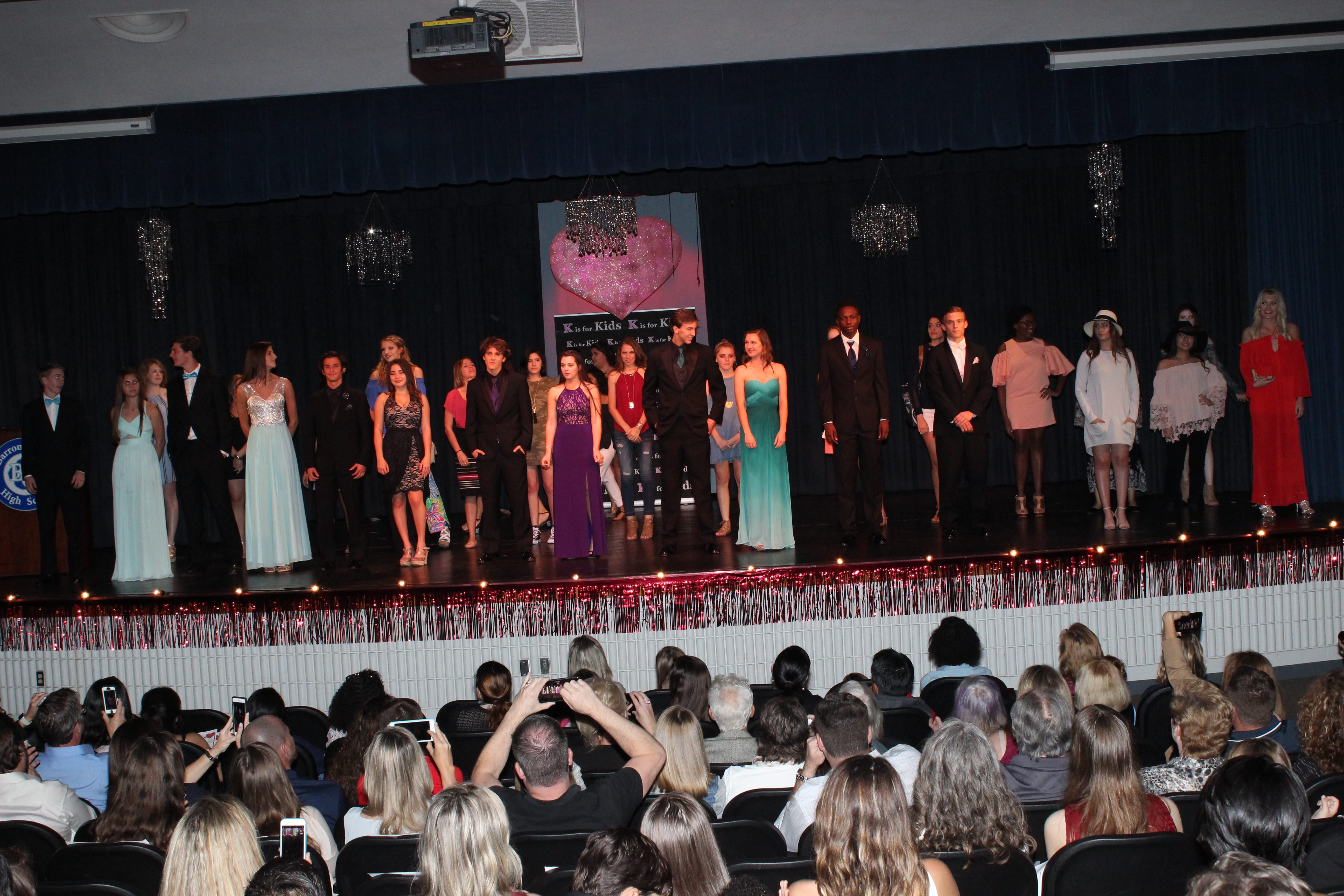 Students Release Favorite Photographs from the Teen Fashion Show